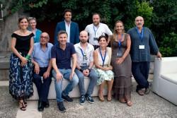 Gli ospiti prima serata (foto di Brunella Bonaccorsi)