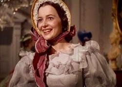 Olivia de Havilland, Melania