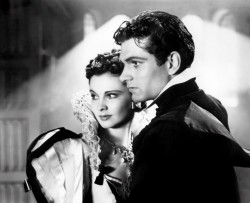 Vivien Leigh con Laurence Olivier