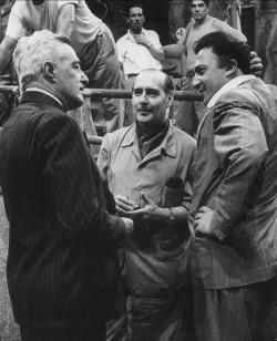 Fellini, De Sica, Rossellini