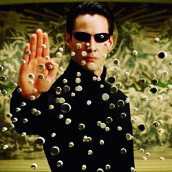 Keanu Reeves, Matrix, 1999
