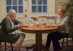 Vanessa Redgrave e Annette Bening
