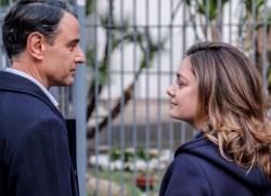 """Giovanna Mezzogiorno e Vincenzo Amato: """"Tornare"""" di Cristina Comencini"""