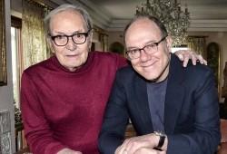 Con Carlo Verdone