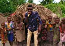 Makongo, in gara