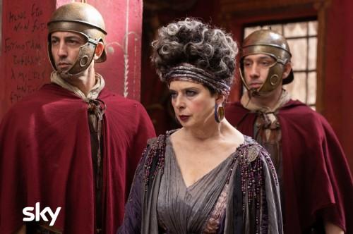 Isabella Rossellini in una scena