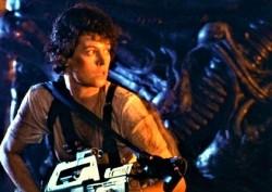 "Sigourney Weaver, ""Aliens - Scontro finale"""