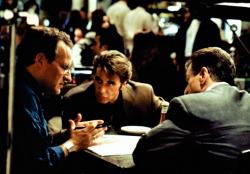 """Mann, Pacino, De Niro, """"Heat"""""""