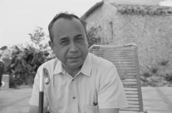 Leonardo Sciascia, foto di Nino Catalano