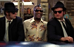 The Blues Brothers e Ray Charles