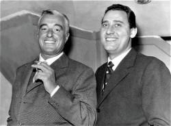 Con Alberto Sordi
