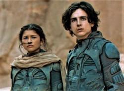 Zendaya e Timothée Chalamet, Dune