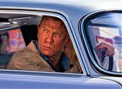 No Time To Die, Daniel Craig