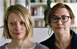 Mia Wasikowska e Kate Winslet