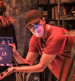Alessandro Gassmann, regista de Il silenzio grande