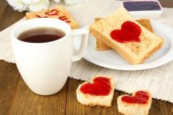 Colazione san valentino