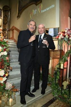 MILANO Italy 23 Novembre 2017: 50' PASSATO PRESENTE FUTURO - Franciacorta Ph. Daniele Venturelli