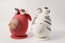 toro e zebra