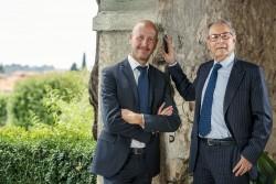Da sinistra_Federico Girotto e Sandro Boscaini