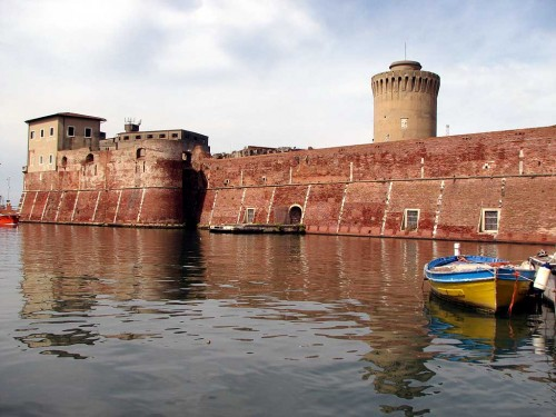 La Fortezza Vecchia, una delle location della kermesse