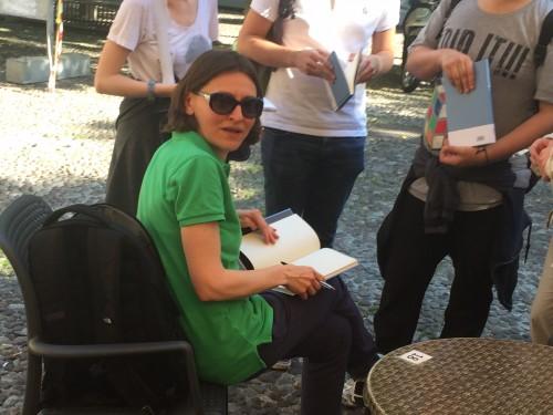Giulia Ammannati, ricercatrice e docente della Normale