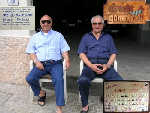 I fratelli Ciucchi dal sito Lungomarecastiglioncello