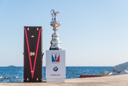 08/09/16 - Toulon (FRA) - 35th America's Cup Bermuda 2017 - Louis Vuitton America's Cup World Series Toulon - Open Sail Day -1
