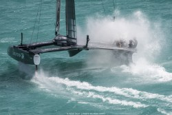 25/05/2017 - Bermuda (BDA) - 35th America's Cup Bermuda 2017 - Last training week for the 35th America's Cup