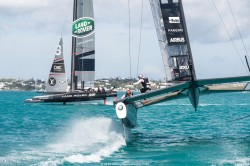 27/05/2017 - Bermuda (BDA) - 35th America's Cup Bermuda 2017 - Louis Vuitton America's Cup Qualifiers Race Day 1