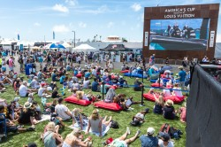 27/05/2017 - Bermuda (BDA) - 35th America's Cup Bermuda 2017 - Louis Vuitton America's Cup Qualifiers Day 1 - America's Cup Village