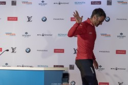 , Day 8 - Round Robin 203/06/2017 - Bermuda (BDA) - 35th America's Cup Bermuda 2017 - Louis Vuitton America's Cup Qualifiers - Franck Cammas, Helmsman Groupama Team France Press Conference