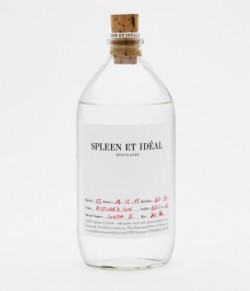 Spleen Et Ideal - gin distilled @ The Botanical Club
