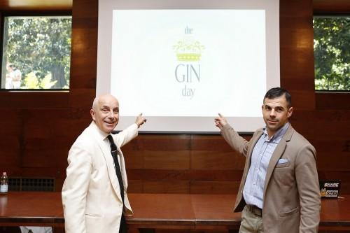 Alessandro Palazzi e Agostino Perrone