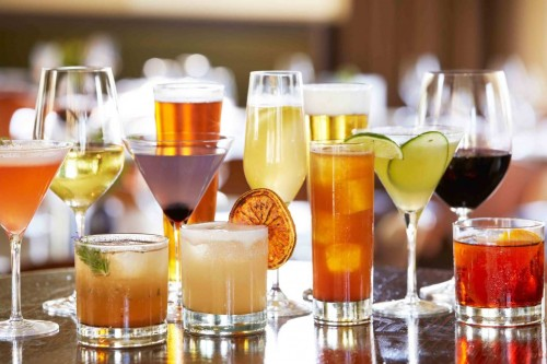 Drinks 2016
