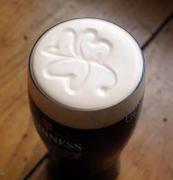trifoglio Guinness