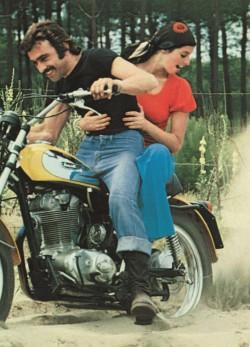 Ducati Scrambler 1962