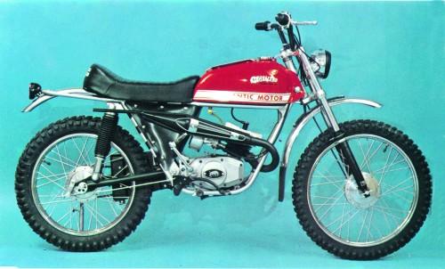 Il mitico 1971 Caballero Competition 6M 50, desiderio di tutti i ragazzi dell'epoca