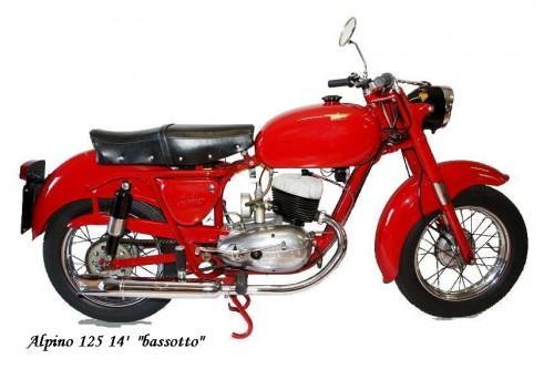 "L'Alpino 125 ""Bassotto"""