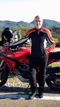 Angelo Fiori presidente MC Stradella