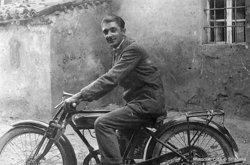 Pietro Trespidi. Tutte le immagini sono pubblicate per gentile concessione del Moto Club Stradella