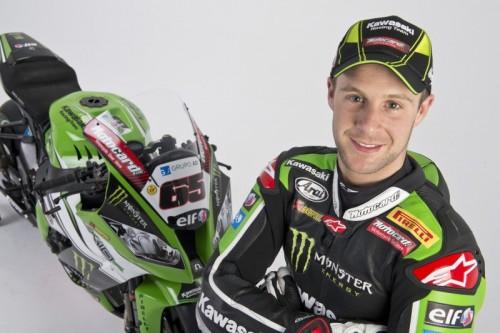 Jonathan Rea campione della Kawasaki