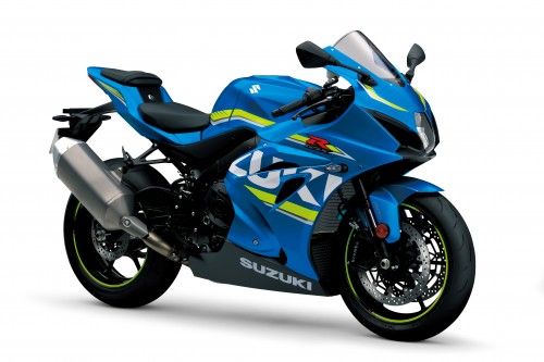 La Suzuk GSX-R 1000 presentata all'Intermot di Colonia
