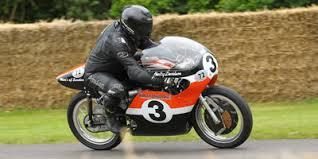 La Harley XRTT 750