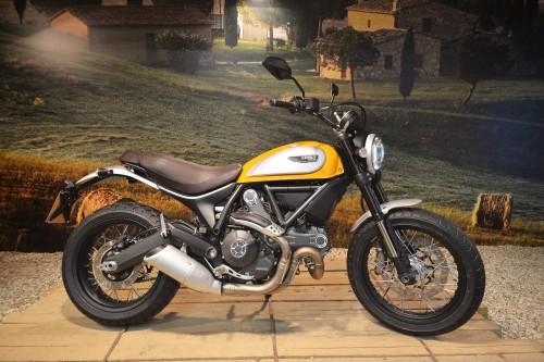 Ducati Scrambler 800 tra le bicilindriche più desiderate (LaPresse)