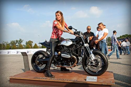 La BMW Rnine T di Radikal Chopper