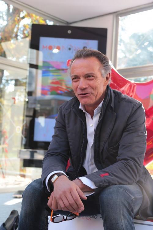 Andrea Carinato Cavalieri Ducati, presidente di Motomorphosis