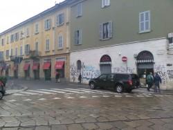 L'accesso di Via Altaguardia da Viale Sabotino a Milano