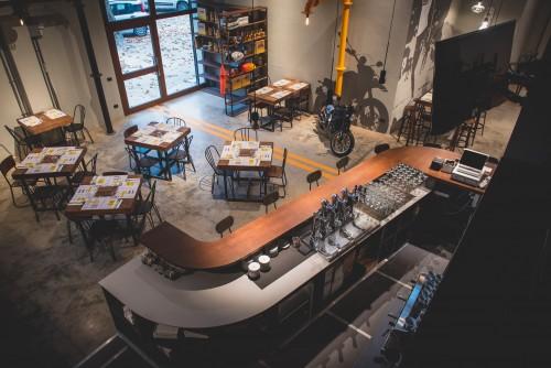 Il nuovo Scrambker Food Factory a Bologna