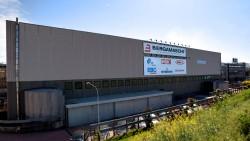 La sede della Bergamaschi a Bresso