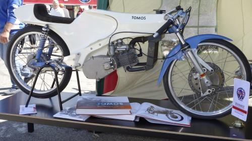 Tomos prototipo Parlotti GP 072